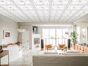 vật liệu làm trần nhà